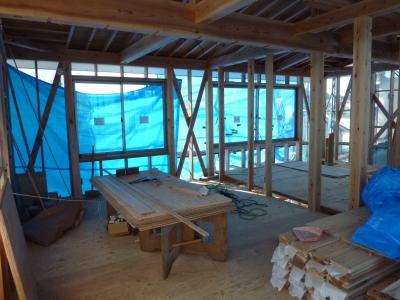民家 国産材 木造住宅