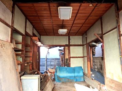 建築士事務所民家 木造3階建住宅新築工事 解体工事