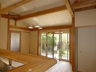 淡路島の平屋の住まい